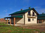 Проект Коттедж 181 в КП Istra Village — 2