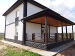 Проект Коттедж 230 в КП Istra Village — 2