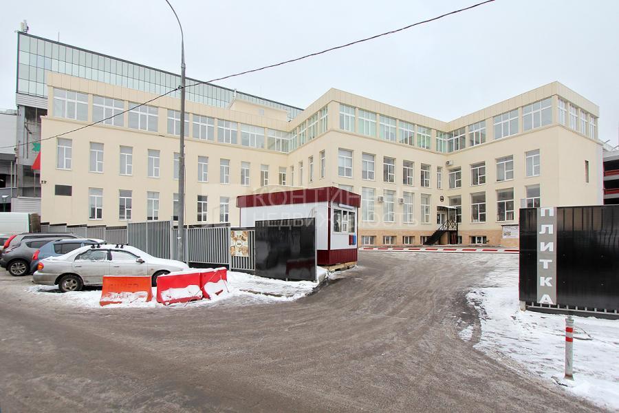 Коммерческая недвижимость Электрозаводский 1-й переулок Аренда офиса 10кв Красногвардейский 1-й пр-д проезд