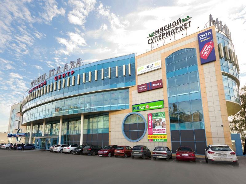 Торговый центр «Твин Плаза». Класс A. Расположение. Теплый Стан · Москва fbb4e8405b7