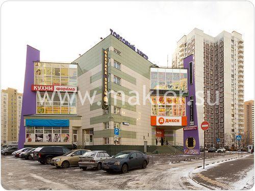 00cec5a5c270 Торговый центр МИГ - Москва, ВАО , м. Новокосино, ул. Новокосинская ...