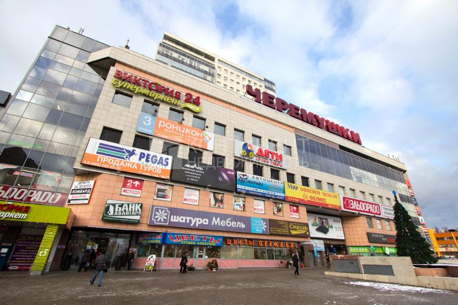 торговые центры рядом с метро новые черемушки