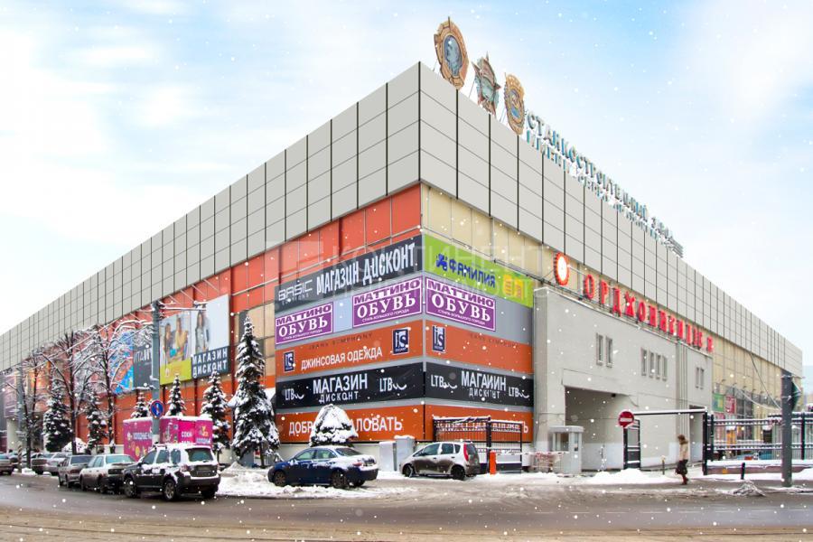 5fa75f4d Торговый центр Орджоникидзе, 11 - Москва, ЮАО , м. Ленинский ...